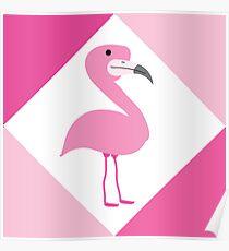 Flamingo weapon. Poster