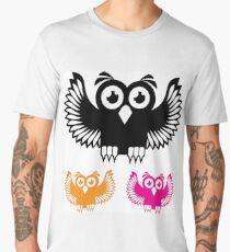 Vector Owl Men's Premium T-Shirt