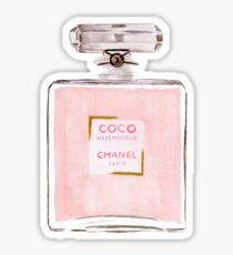 Pink Parfum Sticker