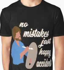 Happy Accidents Graphic T-Shirt