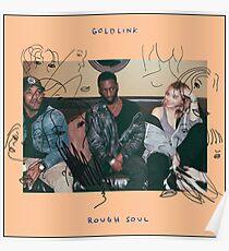 GoldLink Raue Seele Poster