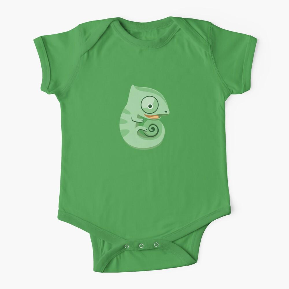 Baby chameleons  Baby One-Piece