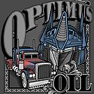 Optimus Oil. by J.C. Maziu