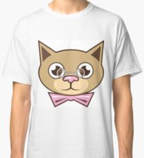 Cat Bowtie Classic T-Shirt