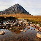 Buchaille Etive Mor Glencoe Scotland by John Kelly Photography (UK)