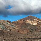 El Teide: Los Azulejos by Kasia-D