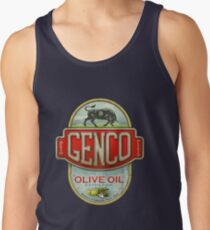 The Godfather - Genco Olive Oil Co. Tank Top
