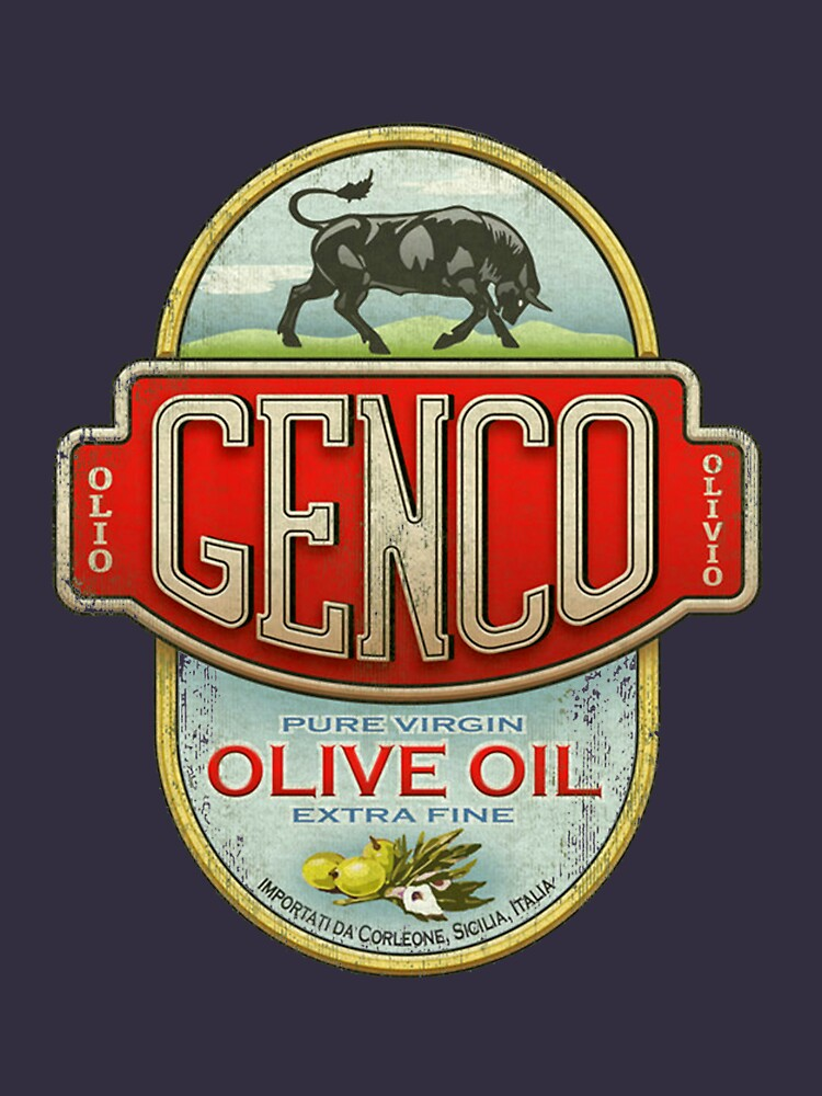 The Godfather - Genco Olive Oil Co. by UnconArt