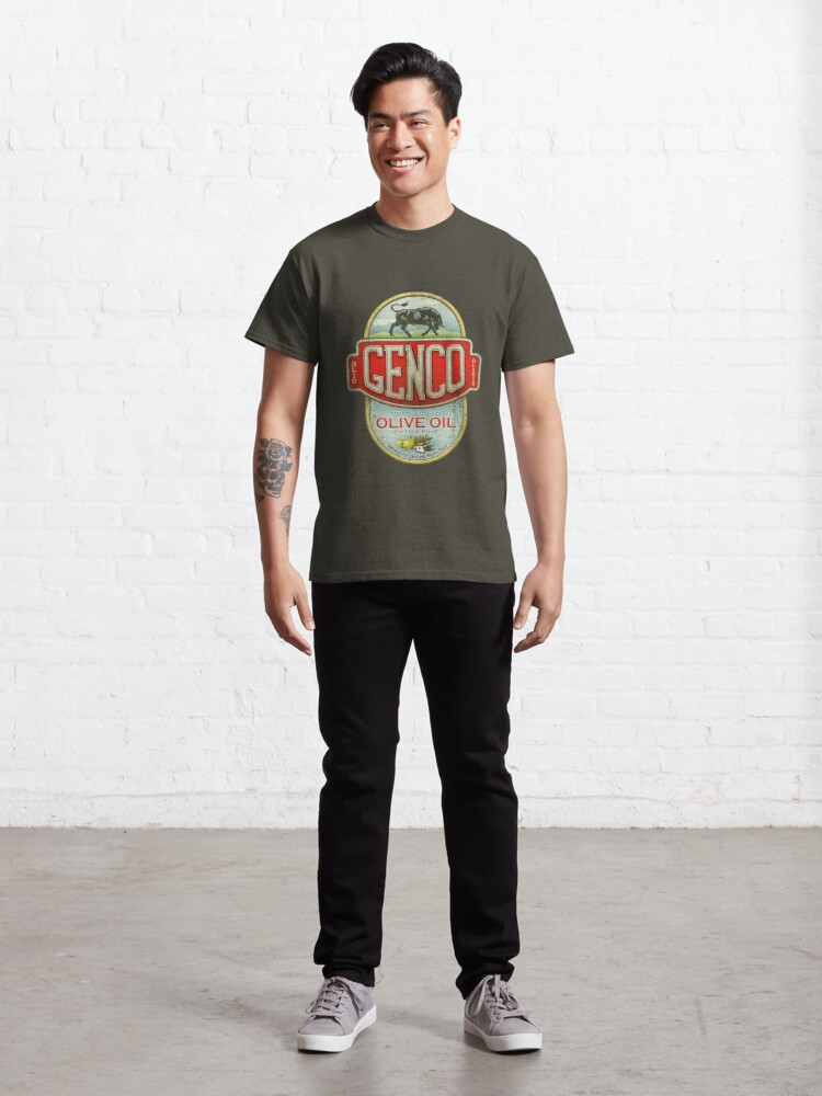 Alternate view of The Godfather - Genco Olive Oil Co. Classic T-Shirt