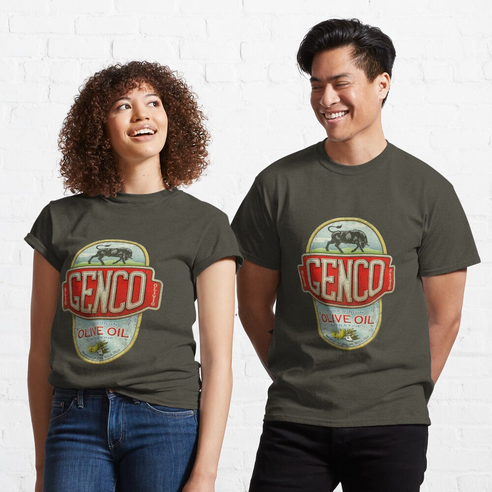 The Godfather - Genco Olive Oil Co. Classic T-Shirt