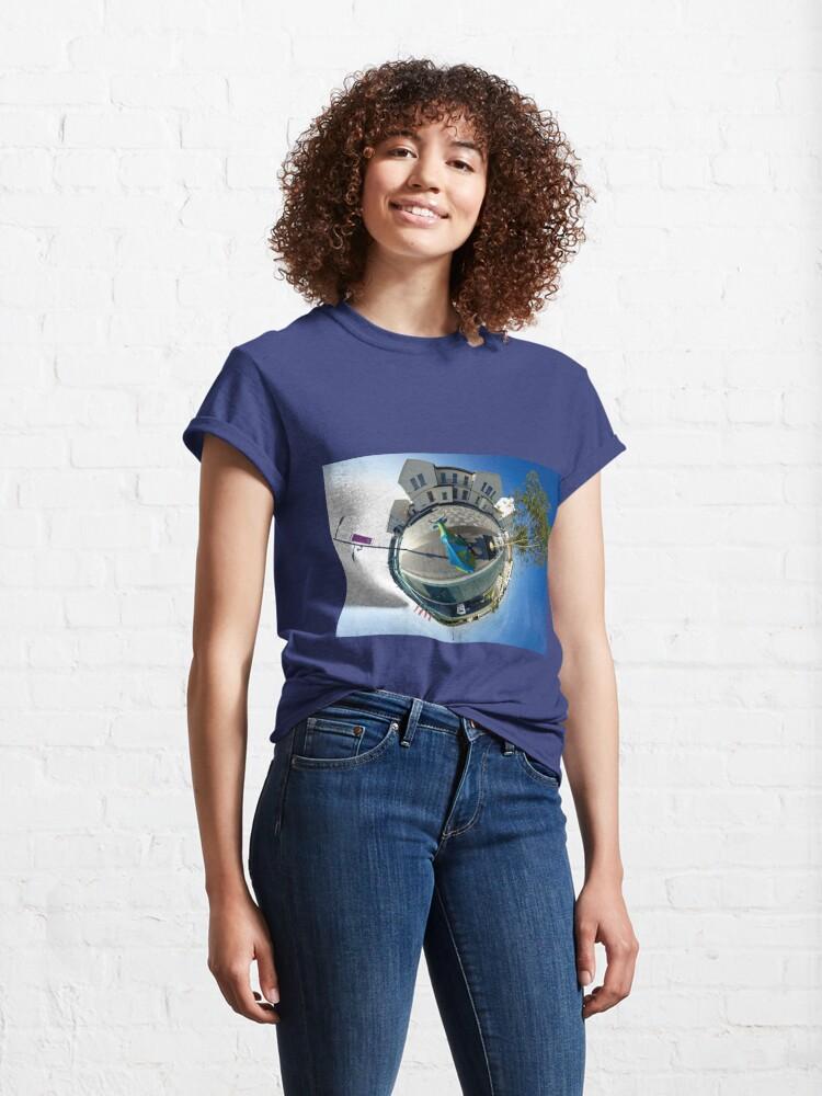 Alternate view of Cow Parade - diaspora Classic T-Shirt