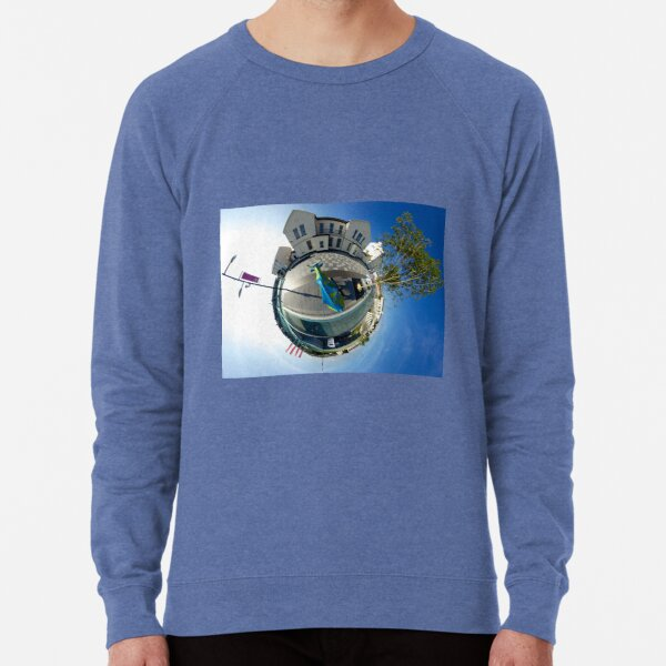 Cow Parade - diaspora Lightweight Sweatshirt