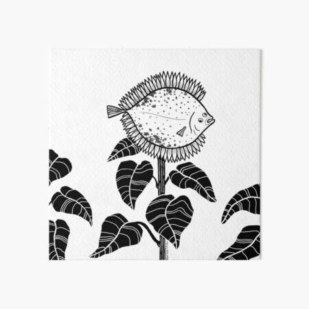 Litmus Art Board Print