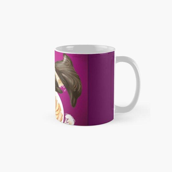 Dolfins chocolate Mug classique