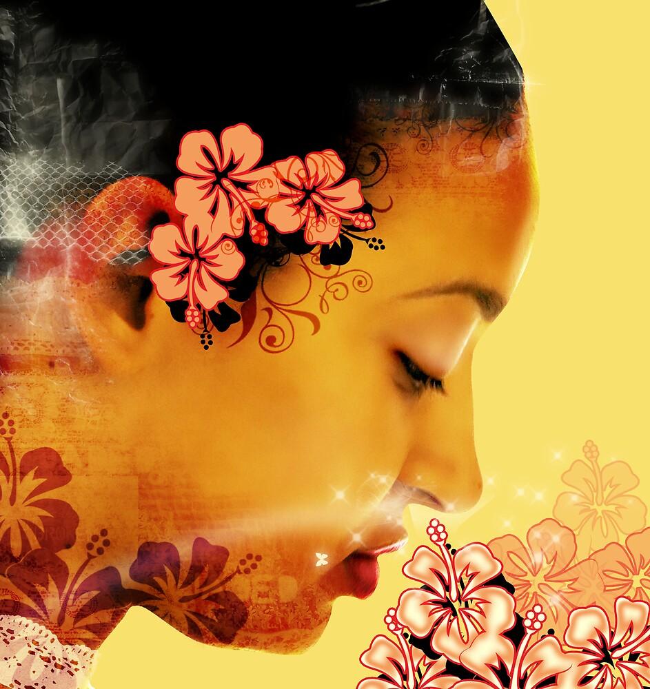 You sent me flowers.. by Nancykiana