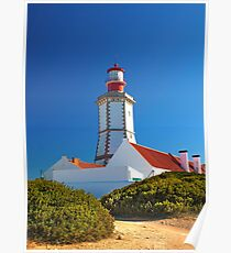 Cabo Espichel Lighthouse Poster