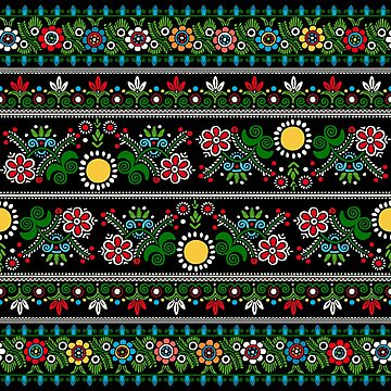 Hungarian embroidery pattern  by lirch