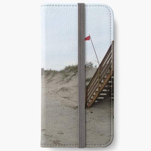 The Outer Banks Dunes iPhone Wallet