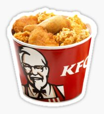 KFC - Bucket Sticker