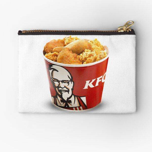 KFC - Bucket Zipper Pouch