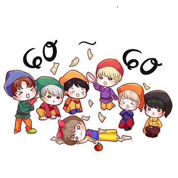 BTS Go Go Halloween version just gogo! by Spirealle
