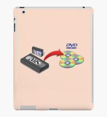VHS -> DVD iPad Case/Skin