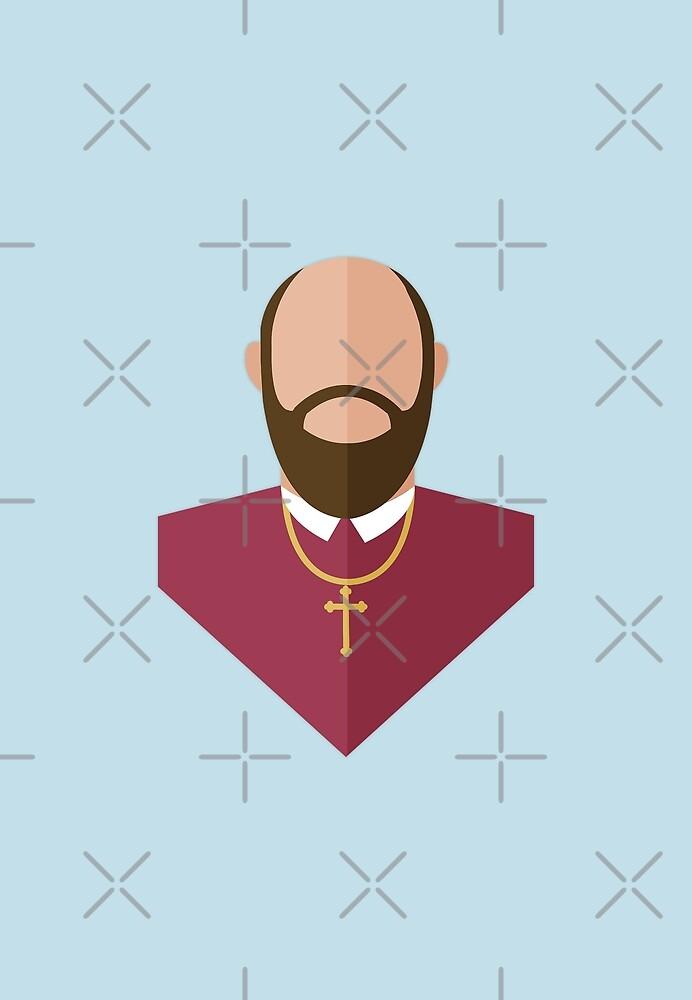St. Francis de Sales by All Saints Shop