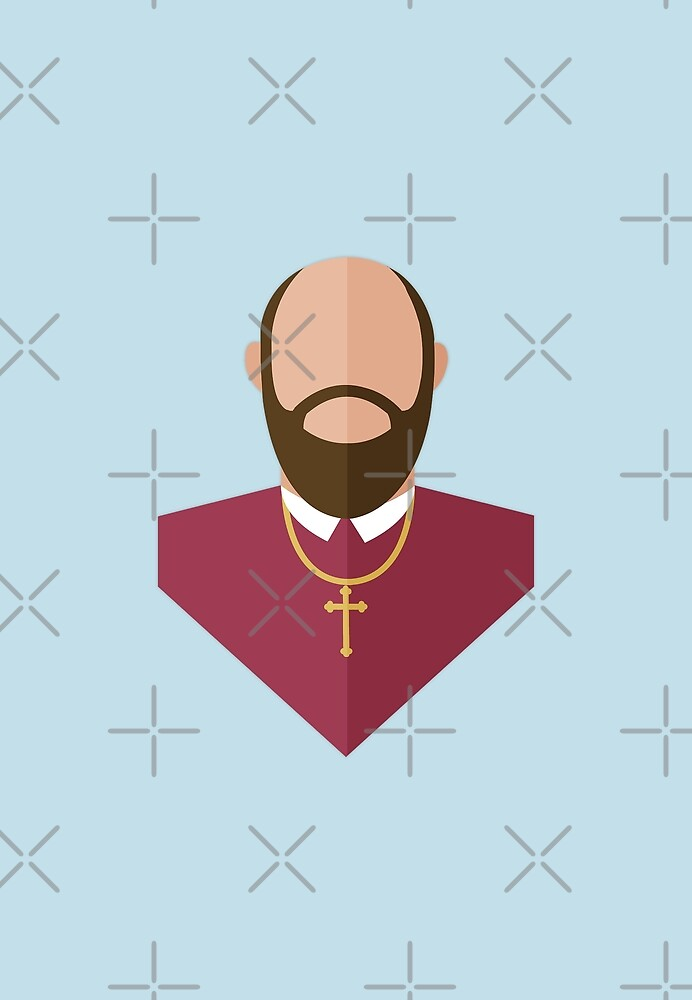 St. Francis de Sales by All Saints Shop
