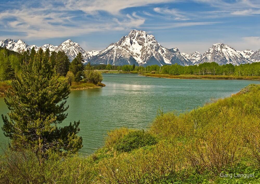 Mt. Moran by Gary Lengyel