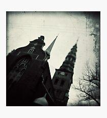 Spire Photographic Print