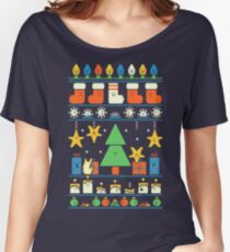 Merry Christmess Women's Relaxed Fit T-Shirt