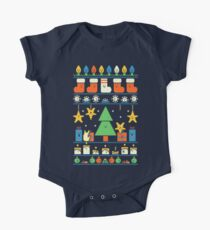 Merry Christmess Kids Clothes