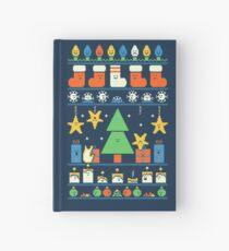 Merry Christmess Hardcover Journal
