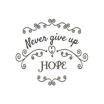 Hope by Irenuccia