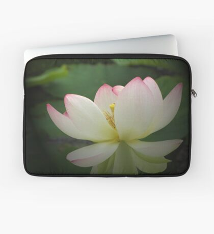 Lotus in light Laptop Sleeve