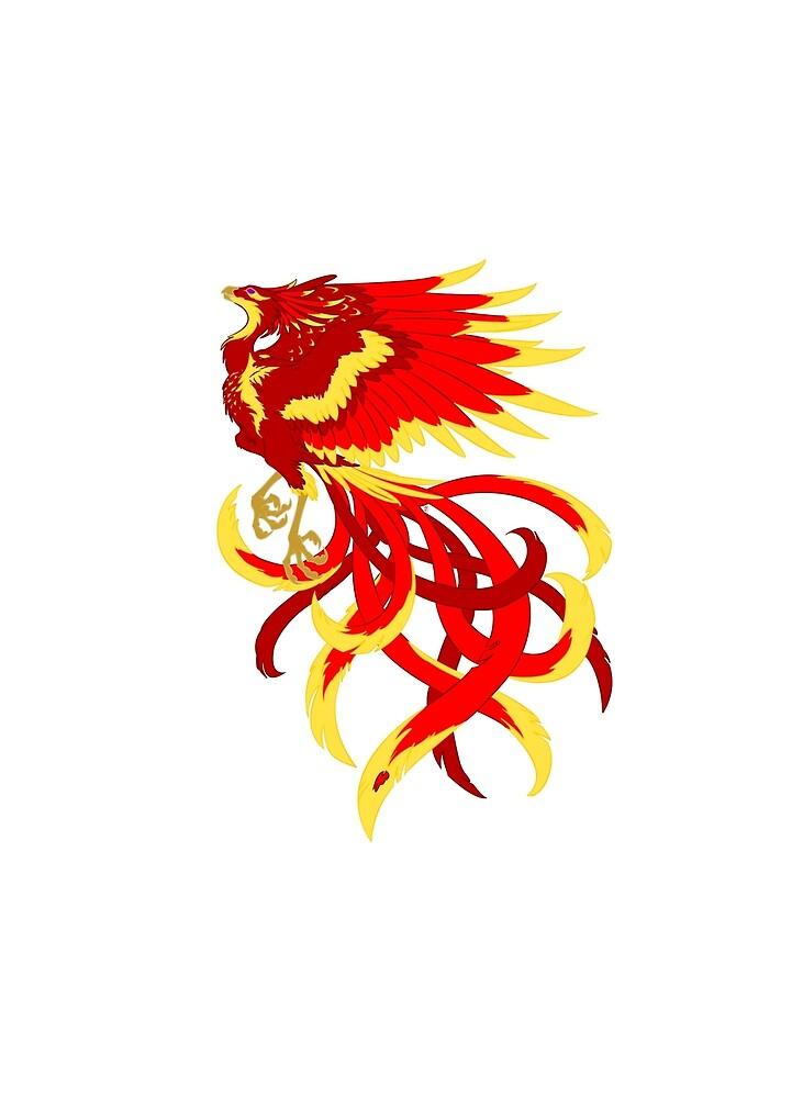 Ascend - Phoenix by Deathcomes4u