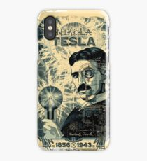 Nikola iPhone Case/Skin