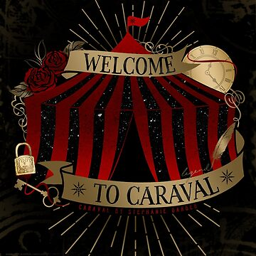 Welcome To Caraval by CuteCrazies