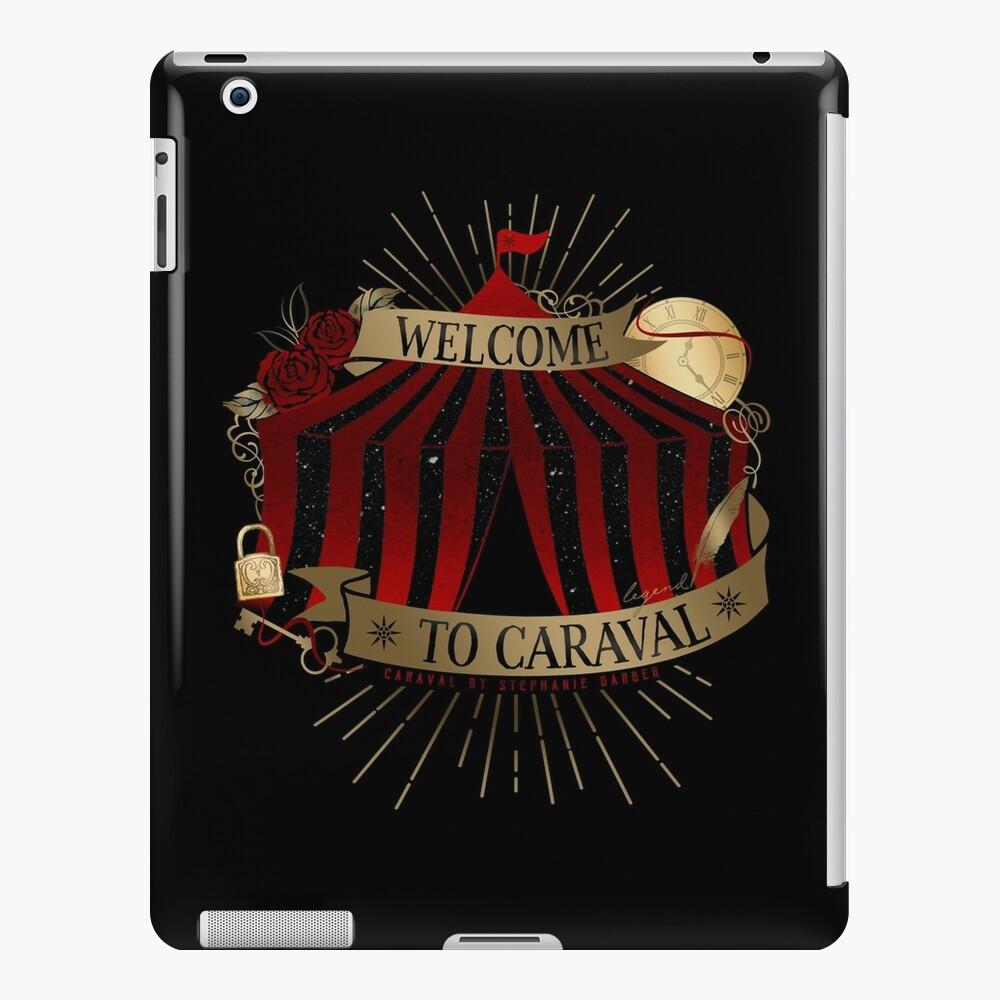 Willkommen bei Caraval iPad-Hülle & Skin