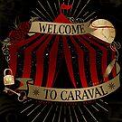 Willkommen bei Caraval von Zulfa Begum