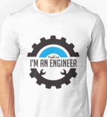 Trust Me, I'm An Engineer Slim Fit T-Shirt