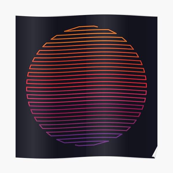 Linear Light Poster