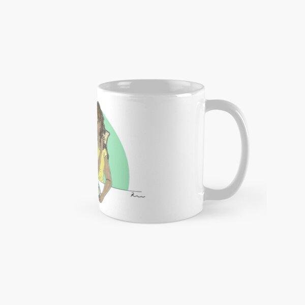 Food Cat Classic Mug