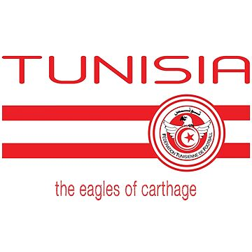 Football - Tunisia (Home White) by madeofthoughts