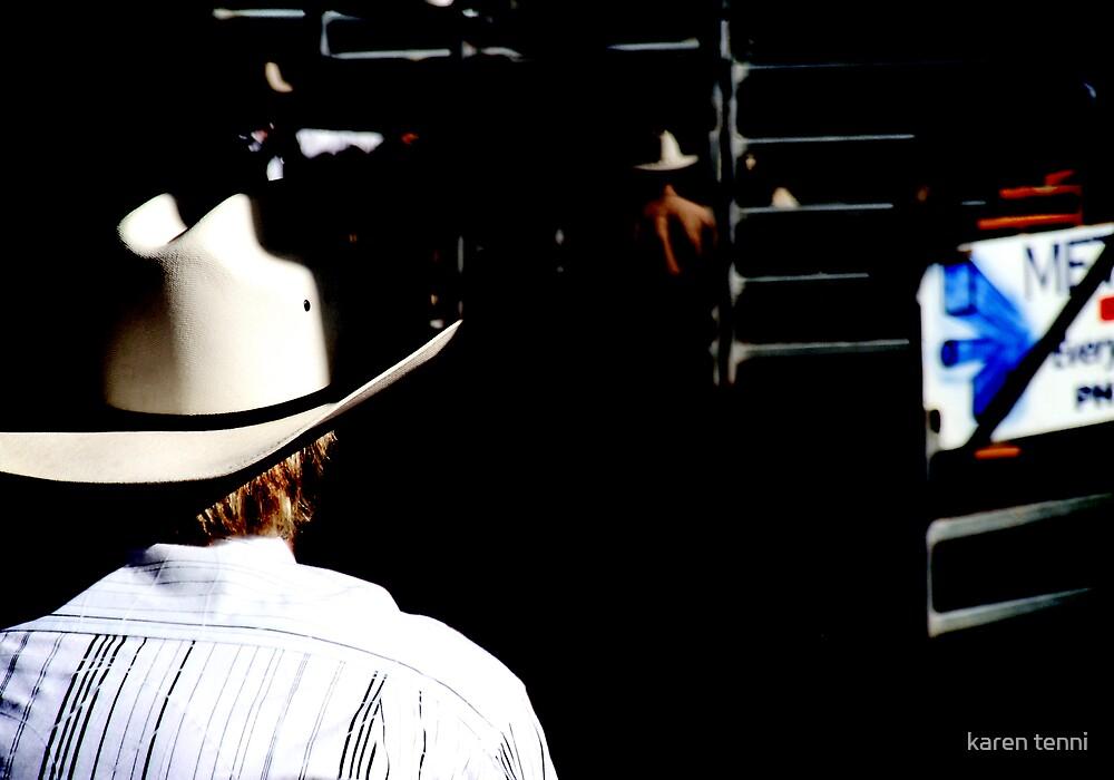 rodeo - hat by karen tenni