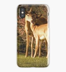 Mother And Child Reunion - Texture iPhone Case/Skin