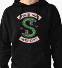 Riverdale - South Side Serpents Pullover Hoodie