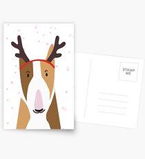 Reindeer Games  Postcards