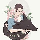 Stiles and Wolf Derek by siny