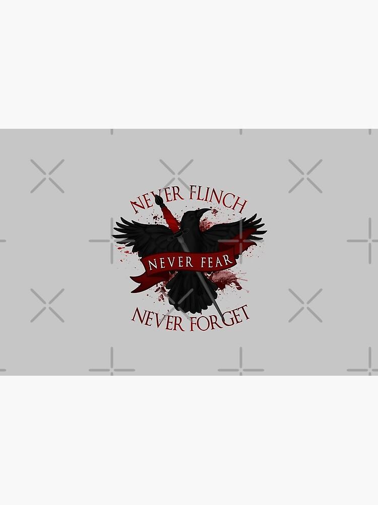 'Nie zurückschrecken, niemals fürchten, niemals vergessen' Über Nacht von CuteCrazies